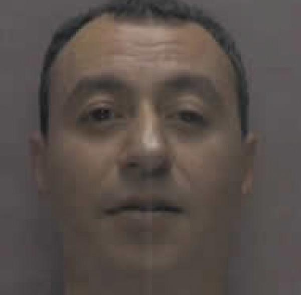 Hereford Times: Most wanted: Mehmet Salih. Picture: NCA