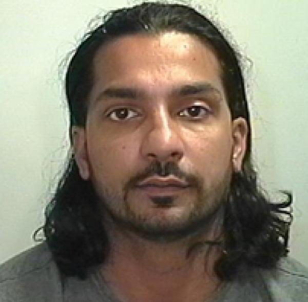 Hereford Times: Most wanted: Shazad Ghafoor. Picture: NCA