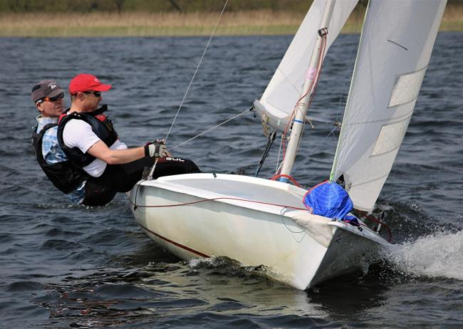 Llangorse Sailing Club are awaiting restrictions to be eased by the Welsh Government before they can open