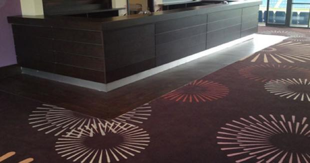 Hereford Times: Fitted by Tom Cook Carpets