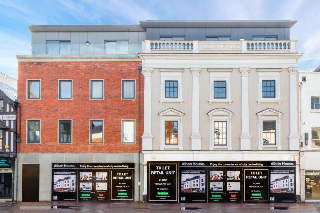 The first retail tenant has been confirmed at Alban House. Photo: Elevate Property Group