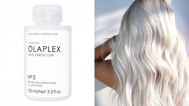 Hereford Times: Repair your damaged hair with the Olaplex Hair Perfector No. 3. Credit: Olaplex