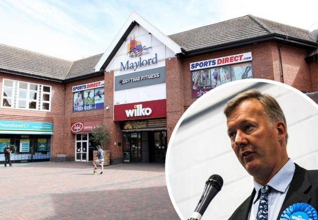 Bill Wiggin MP has said if Herefordshire Council was serious about climate change it would not have bought Maylord Shopping Centre