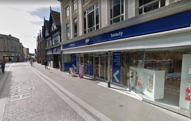 Boots, which has a stores in High Street, Hereford, has announced job cuts across its stores. Picture: Google
