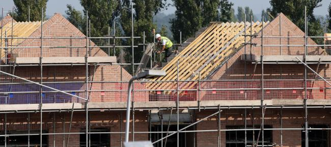 New home building is on pause in Herefordshire