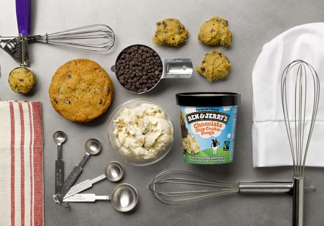 Ben & Jerry's reveals its 'secret' cookie dough recipe - how to make it at home. Picture: Ben & Jerry's