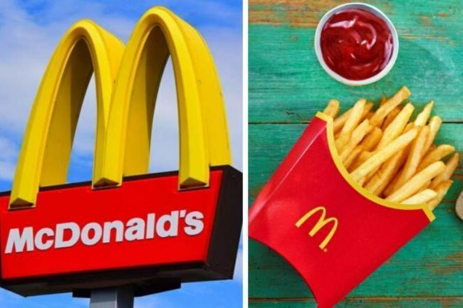 People can now dine in at the McDonald's restaurant in the Kingfisher Shopping Centre