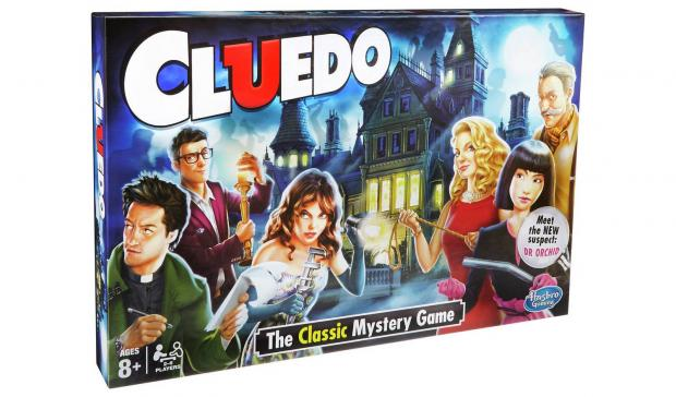 Hereford Times: Cluedo board game. Picture: Hasbro Gaming