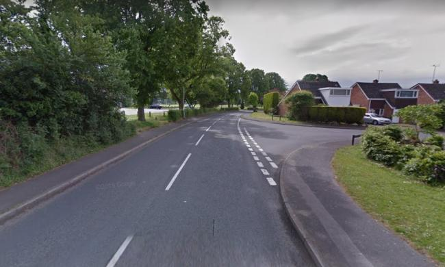 Lower Lickhill Road in Stourport, where the burglary took place. Photo from Google Maps