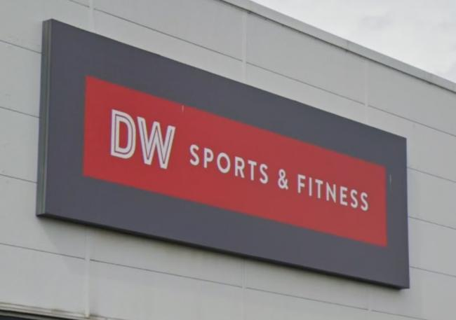 DW Sports goes into administration - putting 1,700 jobs at risk. Picture: Newsquest