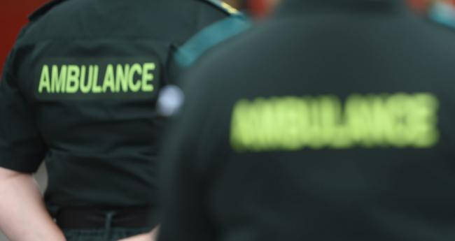 A paramedic was attacked in Hereford