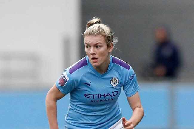 Lauren Hemp was nominated for the WSL player of the year award for 2019-20 (Martin Rickett/PA).