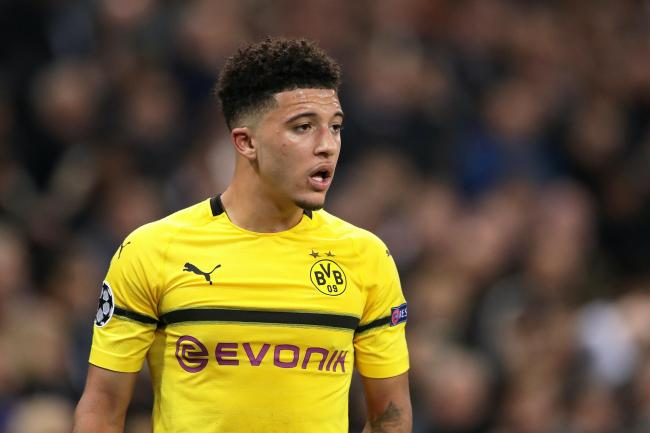 Borussia Dortmund's Jadon Sancho has established himself as one of the most sought-after players in Europe