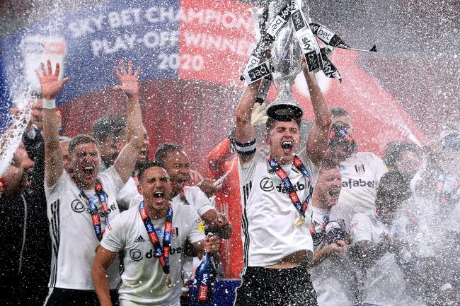 Fulham beat Brentford to return to the Premier League