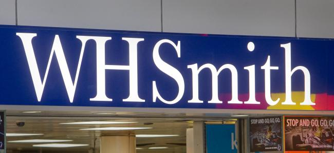 WH Smith to cut 1,500 jobs due to 'slow' recovery from coronavirus crisis. Picture: PA Wire