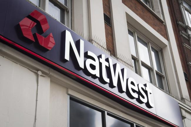NatWest are to cut about 550 jobs. Picture: PA Wire