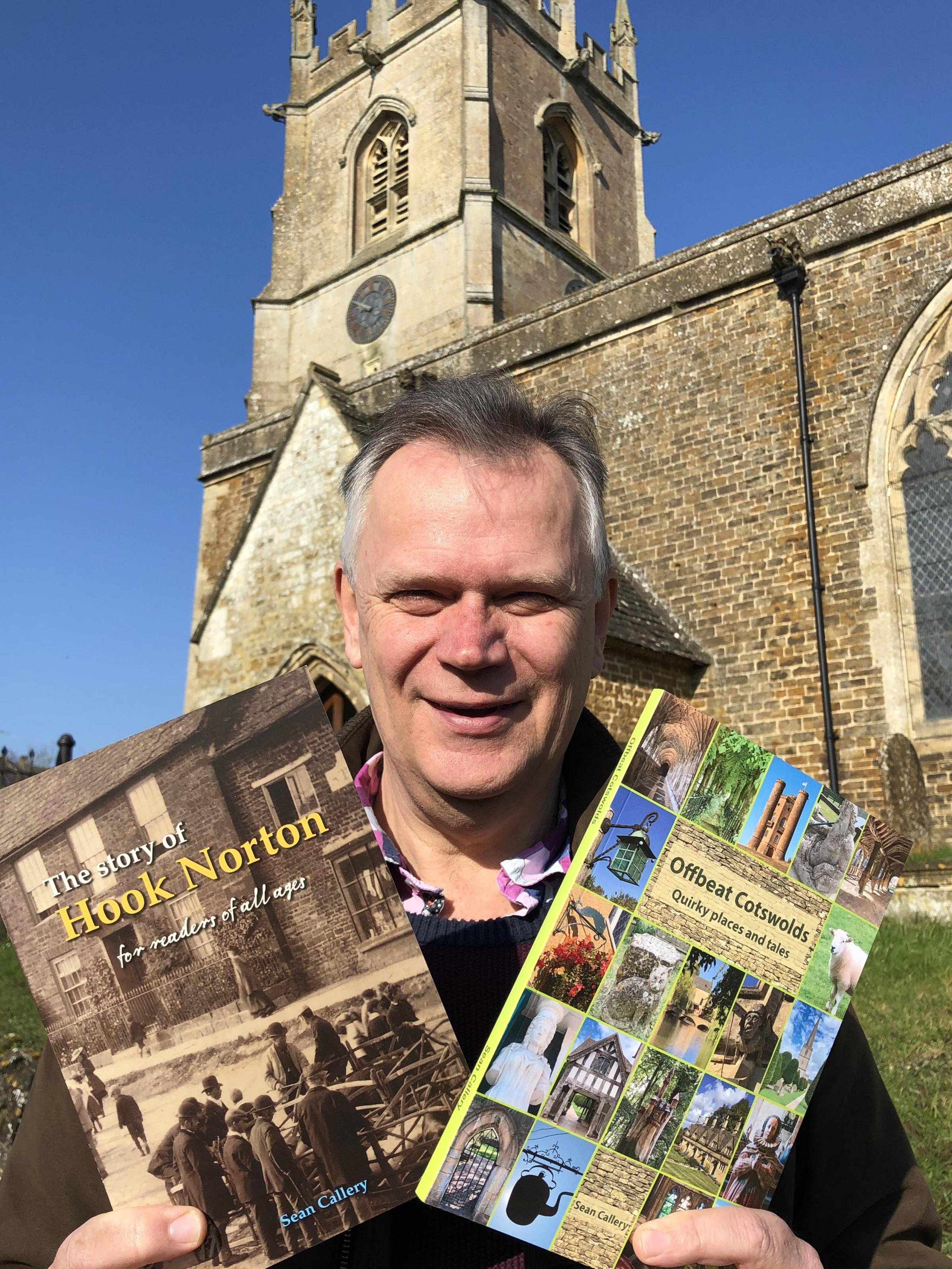 Walking tours of Hook Norton