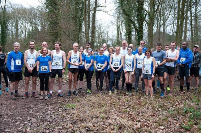 Wye Valley Runners are starting autumn and winter training sessions