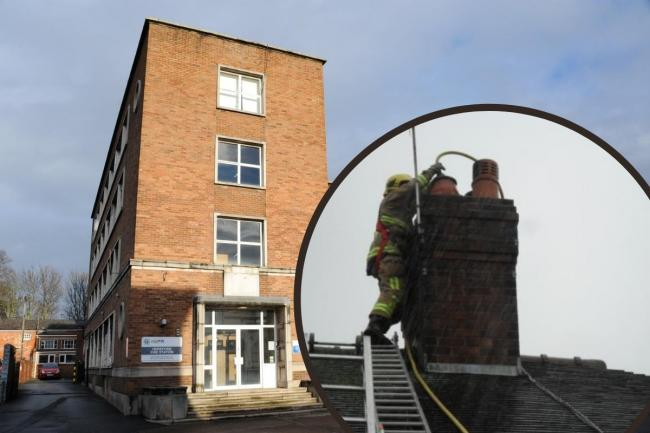The service has been called out to more than 1,600 chimney fires in a decade.