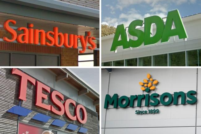 Asda, Tesco, Sainsbury's, Morrisons and Waitrose urgently recall these items. Picture: Newsquest