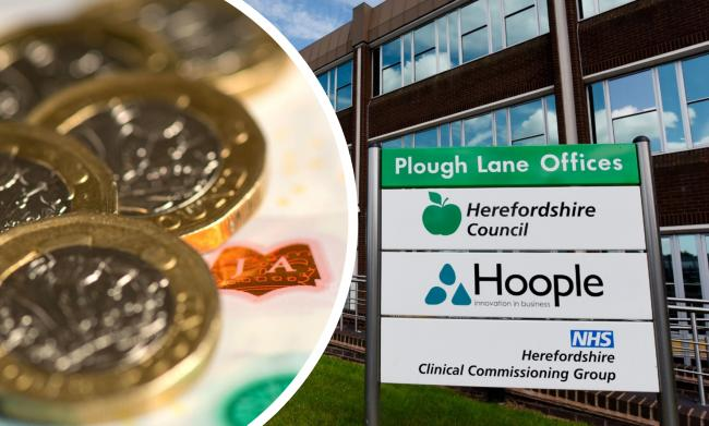Herefordshire Council spends more than £60,000 on consultants without properly following procedures