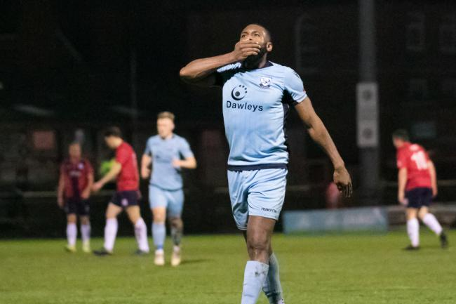 Hereford hope to welcome back striker Lenell John-Lewis