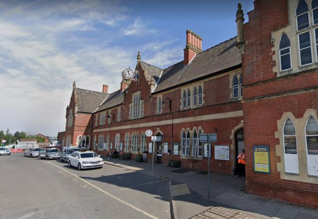 Hereford rail services cancelled after fault on the lines