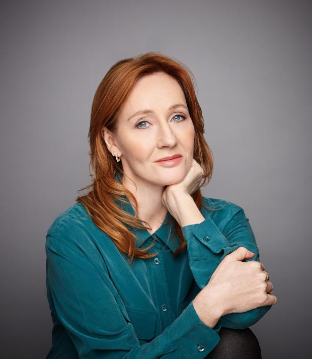 Hereford Times: JK Rowling: 'She', not 'he'