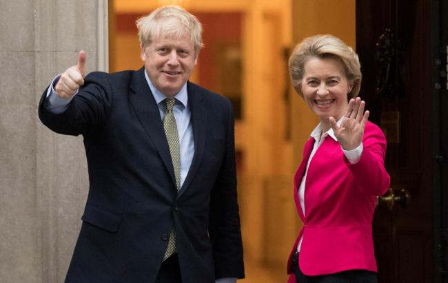 A recovery-boosting deal is urgently needed, says reader David Davies. Pictured, Boris Johnson and Ursula von der Leyen, President of the European Commission. Photo: Stefan Rousseau/PA Wire.