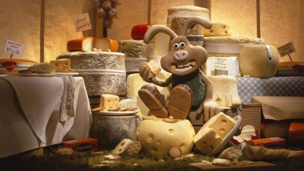 Hereford Times: This clever claymation movie is more clever than creepy. Credit: Aardman Animations