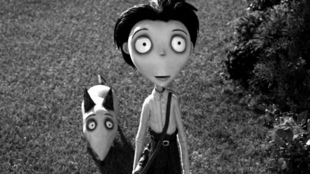 Hereford Times: This Tim Burton film is a clever twist on the classic Frankenstein story. Credit: Walt Disney Picture