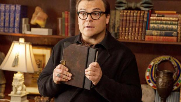 Hereford Times: Jack Black plays R.L. Stine in this imagining of what would happen if all of the Goosebumps books came alive at once! Credit: Columbia Pictures