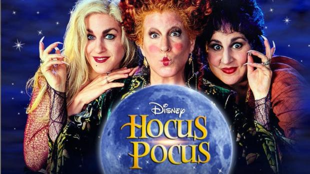 Hereford Times: The trio of witches in this movie is irresistibly charming and fun for all ages. Credit: Walt Disney Pictures