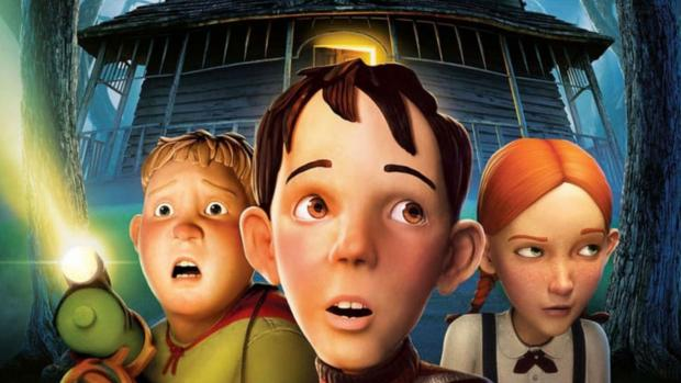 Hereford Times: Three kids must destroy a house, at first just seems creepy, but it's actually alive! Credit: Columbia Pictures