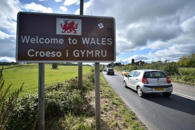 People from Herefordshire will not be allowed to travel into Wales for a holiday just yet