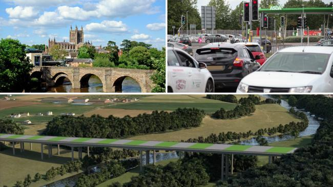 Herefordshire Council leaders to decide future shape of transport in Hereford