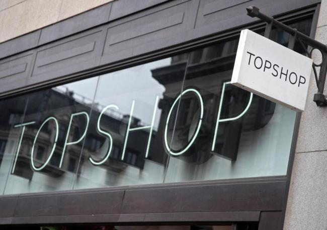 TopShop and Burton owner on brink with 15,000 jobs at risk. Picture: Bournemouth Echo