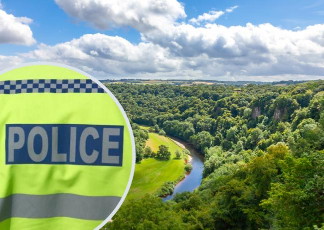 Police had been searching for Rok Simsic, who had told friends he was going wild camping at Symonds Yat. Police have not said exactly where they found a body