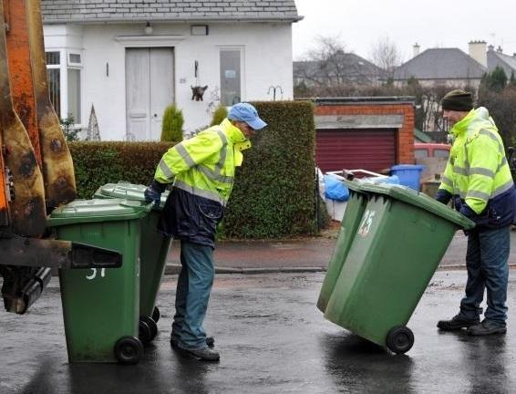 Herefordshire Council has said if bins will be collected on bank holiday Monday