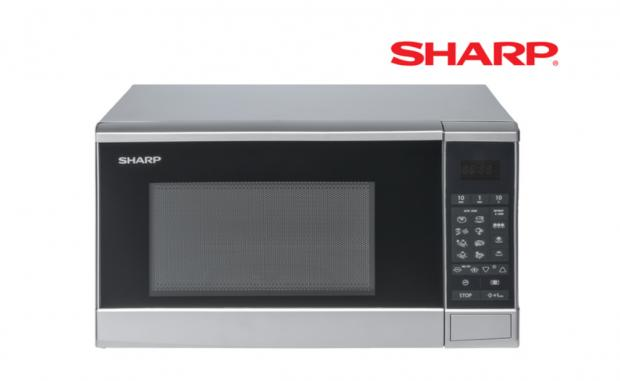 Hereford Times: Sharp Microwave. (Lidl)