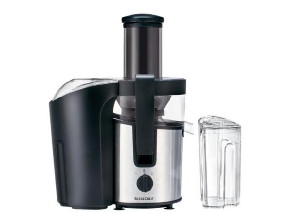 Hereford Times: Silvercrest Electric Juicer. (Lidl)