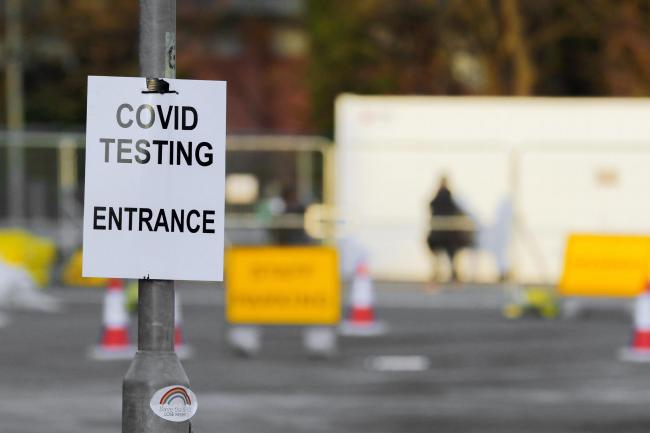The coronavirus testing site has reopened in Ross-on-Wye, meaning there are now three sites in Herefordshire again with others in Leominster, pictured, and Hereford. Picture: Rob Davies