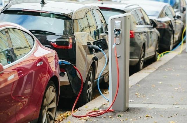 Herefordshire is leading the way on the national rollout of electric vehicle charging points