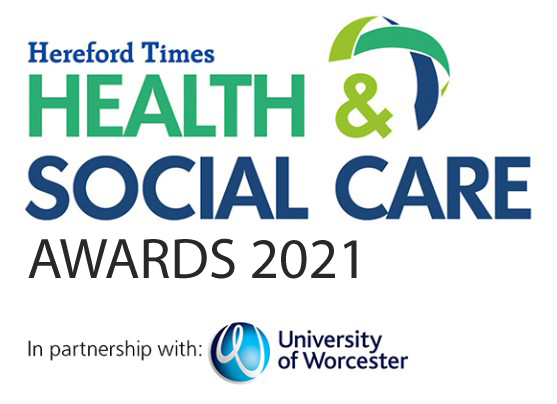 Hereford Times: Hereford Health and Social Care Logo 2021