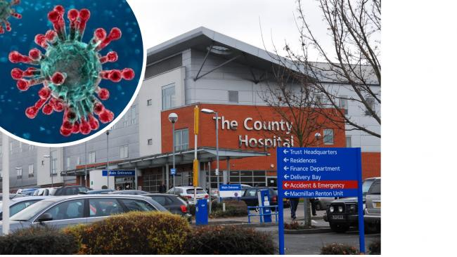 Coronavirus: Hospital admissions drop in Herefordshire