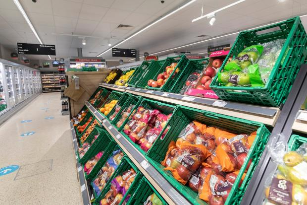 Hereford Times: The Co-op supermarket in Kington has relaunched after £1million revamp