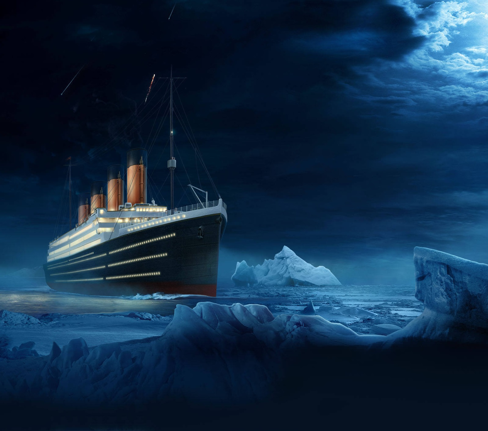 Titanic: Honour & Glory
