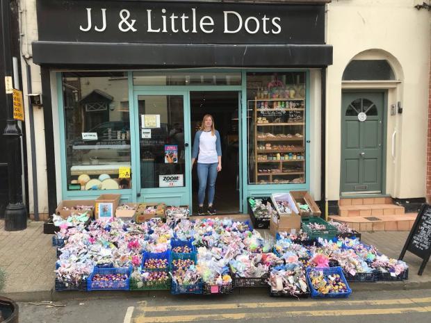 Hereford Times: JJ & Little Dots, Bridge Street, Hereford