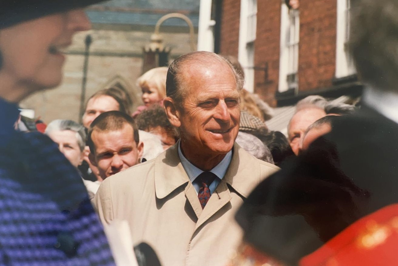 In pictures: Prince Philip's visits to Herefordshire over the years | Hereford Times