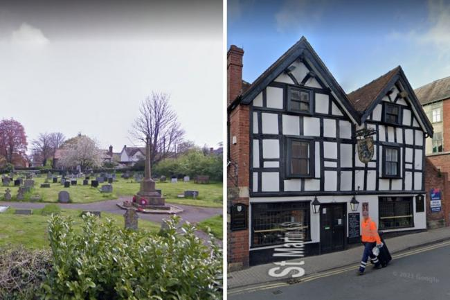 Ghost map: Herefordshire's haunting and paranormal hotspots